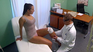 Dirty MILF gets fucked at FakeHospital.com